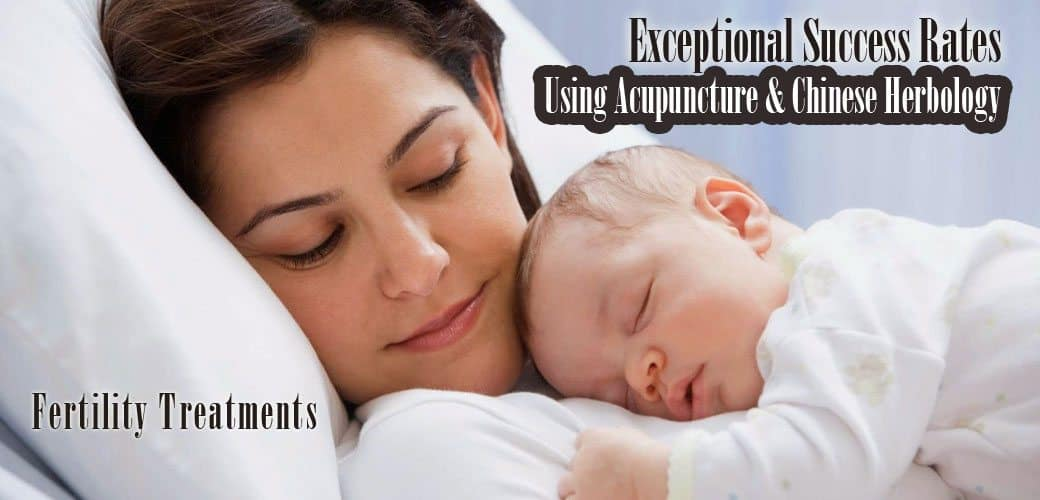 think acupuncture fertility treatments